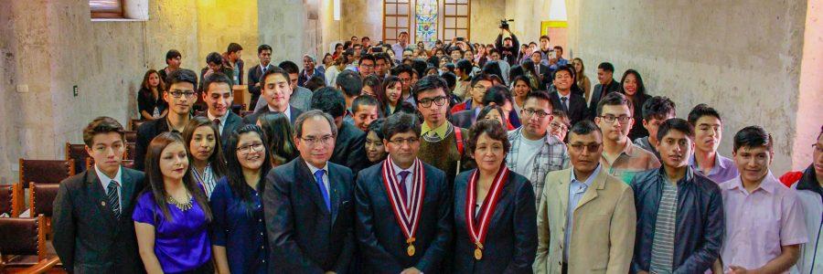 Fortaleciendo la internacionalización de las universidades del sur peruano