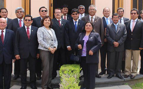 Asamblea de rectores