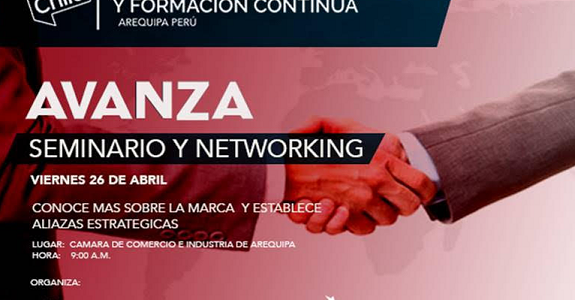 REDISUR ESTARÁ EN NETWORKING LEARN CHILE