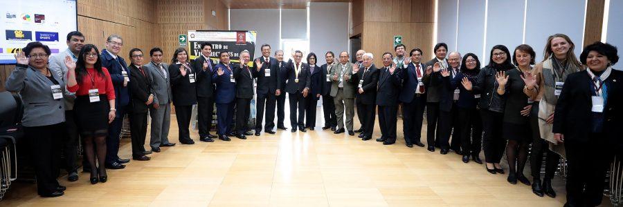 I ENCUENTRO DE VICERRECTORES DE INVESTIGACIÓN