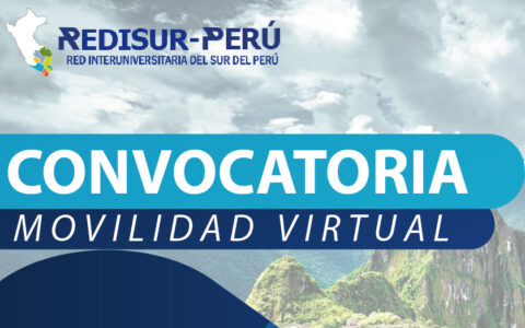 CONVOCATORIA MOVILIDAD VIRTUAL 2021-I