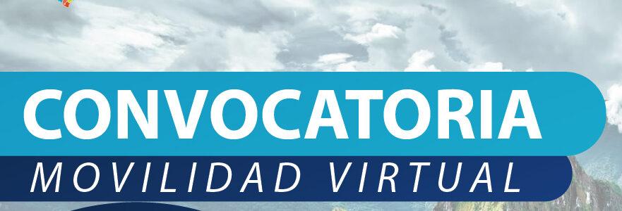 CONVOCATORIA MOVILIDAD VIRTUAL 2021-I